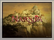 The Chronicles Of Narnia, pa�ac, napis, wzg�rze
