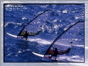Windsurfing,surferzy
