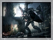 Batman, Batman: Arkham Knight, Walka