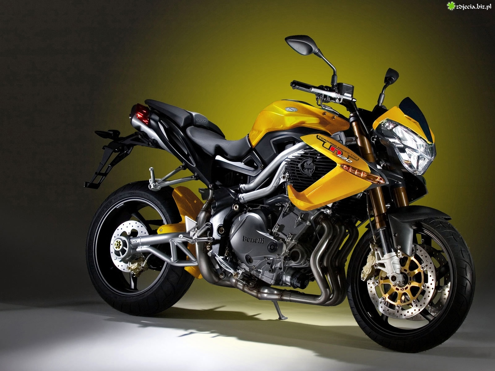 2013 Benelli Tornado Naked TRE1130 Review