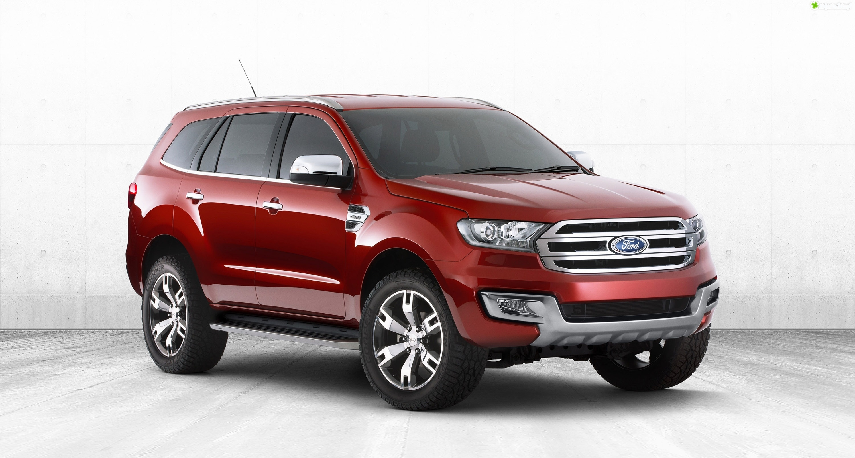 Ford Everest, Concept
