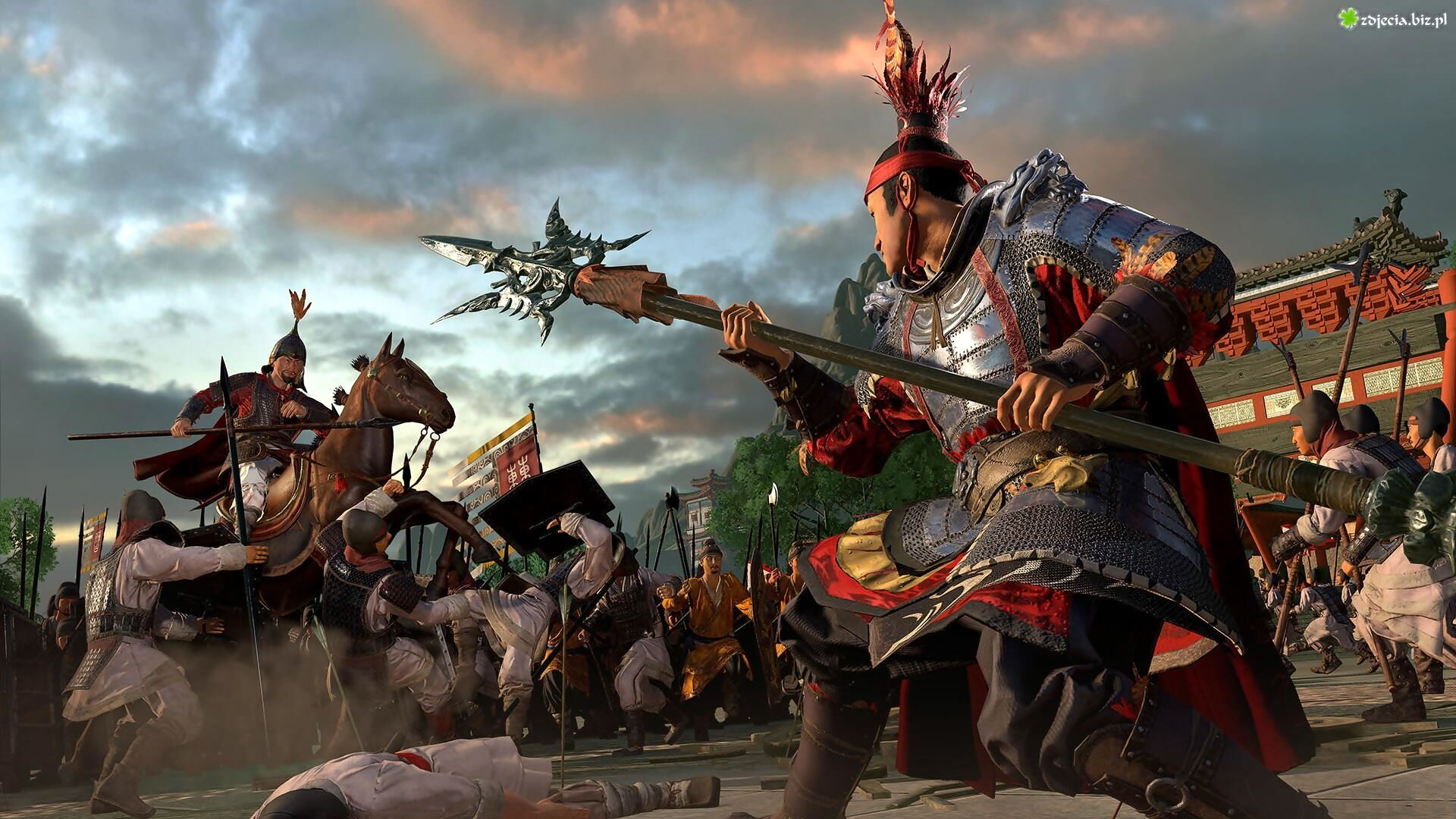 Gra, Total War Three Kingdoms