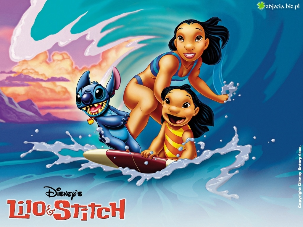 Lilo i Stich,  Lilo and Stitch