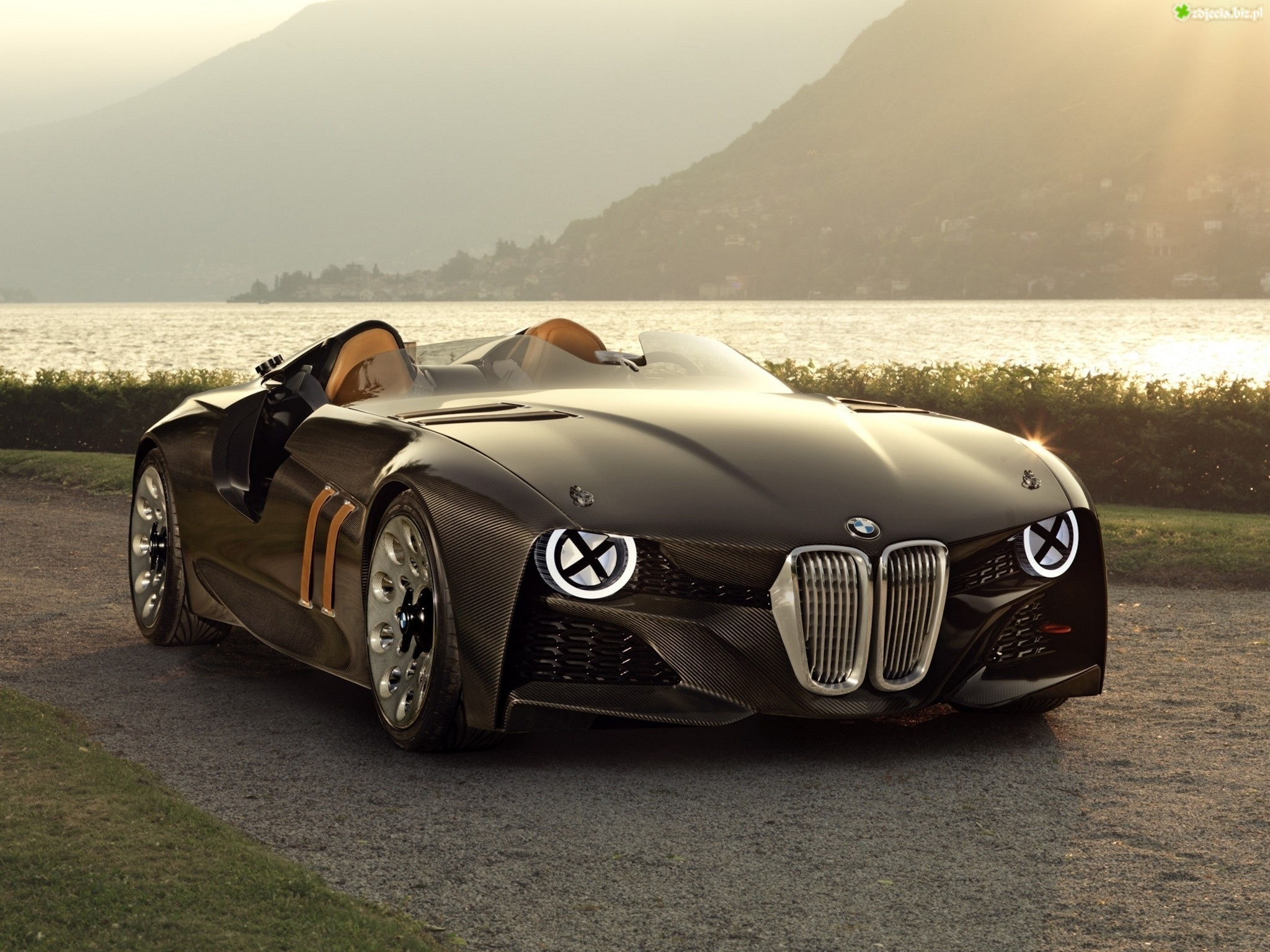 BMW 328 Hommage Concept, Góry