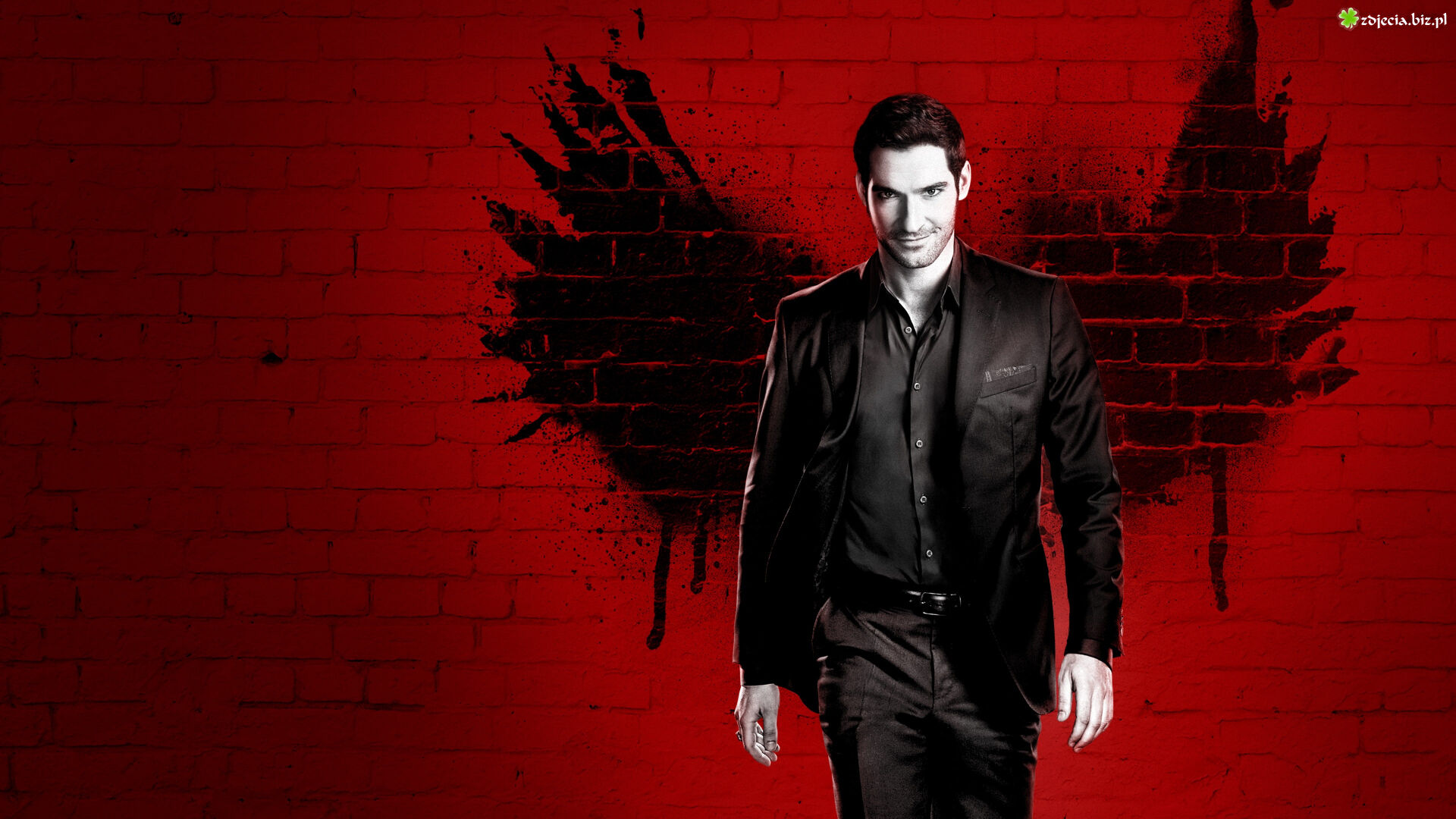 Serial, Lucyfer, Lucifer, Aktor, Tom Ellis, Postać, Lucyfer Morningstar, Skrzydła