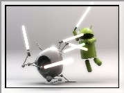 Android, Vs, Apple