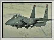 F-15 Strike Eagle, Afganistan