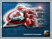 Logo, Drużyny, NHL, Colorado Avalanche