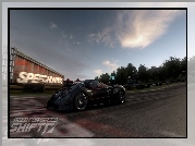 Need For Speed Shift, Pagani Zonda