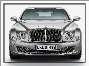 Bentley Mulsanne, Grill