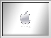 Srebrne, Logo, Apple
