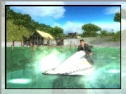 Just Cause 2, Skuter, Wodny