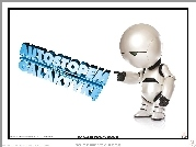 Hitchhikers Guide To The Galaxy, robot
