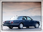 Granatowy, Bentley Arnage