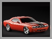 Dodge Challenger, Muscle, Car