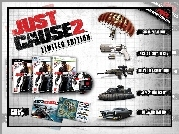Just Cause 2, Limited Edition