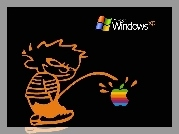 Windows, XP, Kontra, Apple