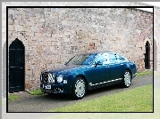 Bentley Mulsanne, Chromowane, Listwy