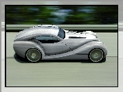 Morgan Lifecar, Concept, Car