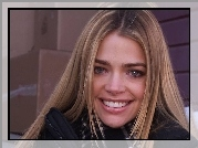 Denise Richards, białe, zęby