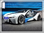 BMW Vision Efficient Dynamics, Concept, 2009, BMW i8
