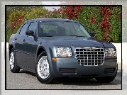 Szary, Chrysler 300C