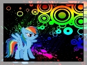 My Little Pony, Przyjaźń To Magia, RainBow Dash
