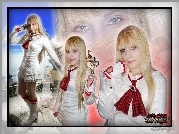 Tekken 5 Dark Ressurection, Lili, Cosplay
