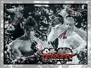 Tekken Tag Tournament 2, Jin Kazama, Lili, Marshal Law, Leo Kliesen