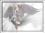 Tekken Tag Tournament 2, Angel