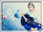 Taylor, Swift, Gitara