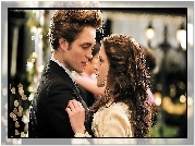 Kristen Stewart, Robert Pattinson, Film, Zmierzch