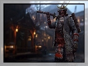 Gra, For Honor, Samuraj Kensei, Miecz