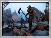 For Honor, Gra, Wiking Raider, Topór