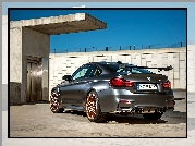 BMW M4 GTS Coupe F82, 2015