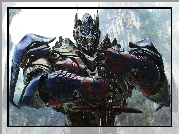 Transformers 4, Wiek Zagłady, Optimus Prime, 2014
