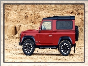 Land Rover Defender Works V8, Limited Edition, 2018