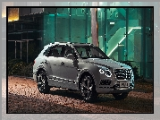 Bentley Bentayga Hybrid, 2018