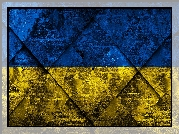 Flaga, Ukraina, Grafika