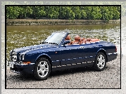 Bentley Azure, Kabriolet, Bok