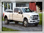 Ford Super Duty, F-450 Platinum Crew Cab