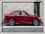 Lexus IS, Bok